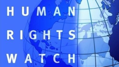 "Photo of هيومن رايتس"" : إن فرض حالة الطوارئ لا يعطي السلطات التونسية الحق في هضم الحقوق والحريات الأساسية"