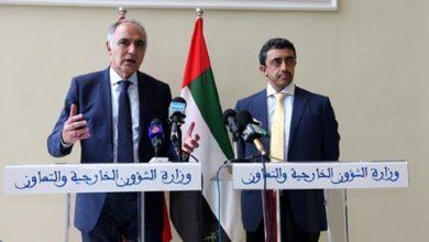 Photo of وزير الخارجيه المغربي يدعو إلى وقف الإعتداءات الإسرائيلية على الفلسطينيين