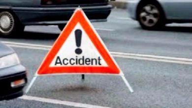 Photo of حادث مرور في الطريق السريعة تونس حمامات يسفر عن العديد من الإصابات