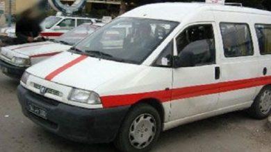 Photo of سائقي سيارات الأجرة بخط النفيضة سوسة يغادرون المحطة