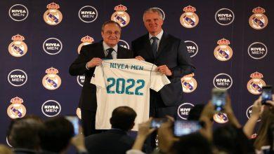 "Photo of العلامة التجارية ""نيڤيا للرجال"" توقع إتفاقية شراكة جديدةمع نادي رييال مدريد"