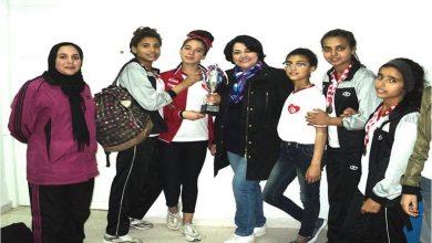 Photo of فوز المدرسة الإعدادية مفيدة بورقيبة بالمنستير بكأس المرتبة الثالثة في كرة اليد فتيات