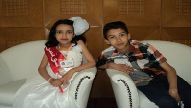 Photo of تكريمالمواهب الإبداعية فى حفل تكريم المسابقة الوطنية للإبداعات الأدبية للأطفال والنّاشئة لسنة 2018 بتونس