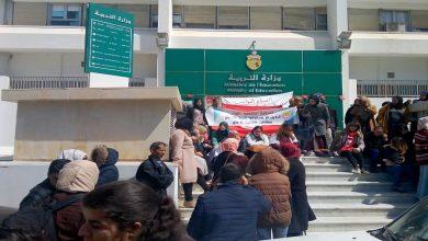 Photo of المعلمون النواب خارج إتفاقية 8ماي يطالبون بالحاقهم بدفعة 2022
