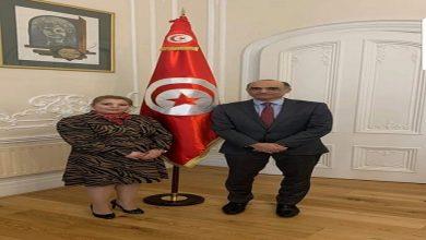 Photo of سفير تونس بالمملكة المتحدة :حركية دبلوماسية نشيطة وإهتمام بالجمعيات التونسية ببريطانيا