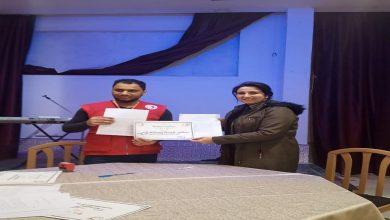 Photo of منظمة همسة سماء الثقافة الدولية توقع إتفاقية تعاون مع الهلال الأحمرالتونسي