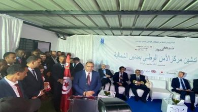 Photo of وزير الداخلية يدشن مركزين نموذجين للأمن والحرس الوطنيين