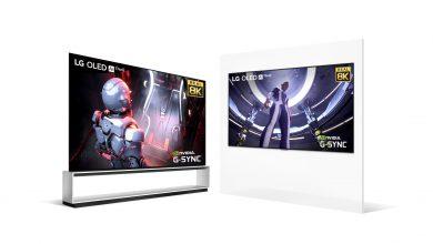 """Photo of شركة """"إل جي الكترونيكس:أجهزة تلفزيون تدعم وحدة معالجة الرسوميات الجديدة والقوية"""