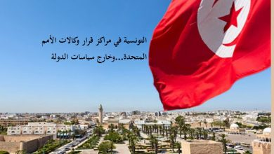 Photo of التونسية في مراكز قرار وكالات الأمم المتحدة… وخارج سياسات الدولة