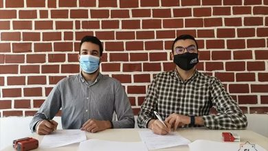 Photo of الغرفة الفتية الإقتصادية بحلق الوادي  توقع إتفاقية شراكة مع  مركز الإبتكار المجتمعي